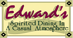 Go To Edward's Restaurant & Lounge in New Castle, PA Home Page